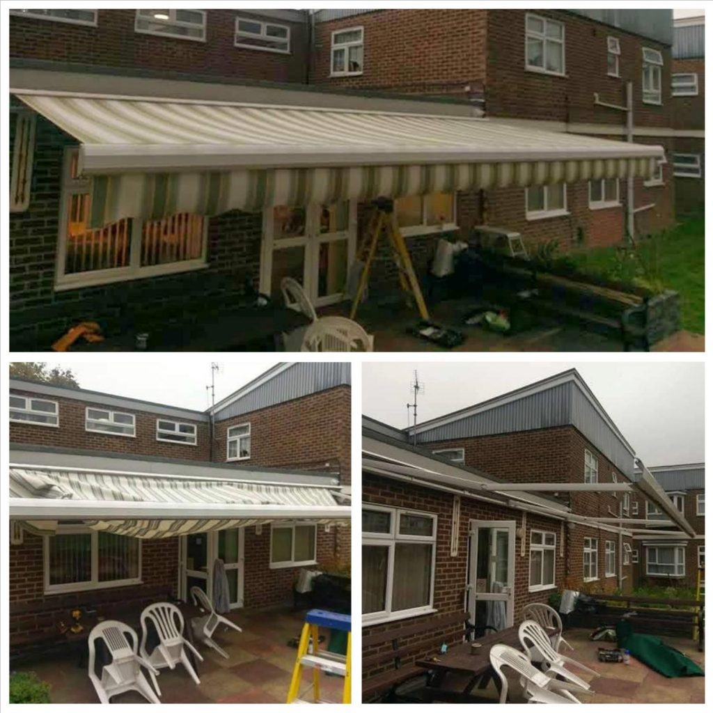 Awning Cover & Valance