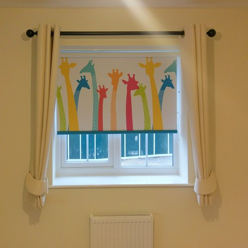 Roller Blind & Curtains
