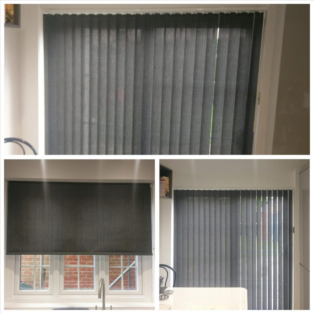 Roller & Vertical Blinds