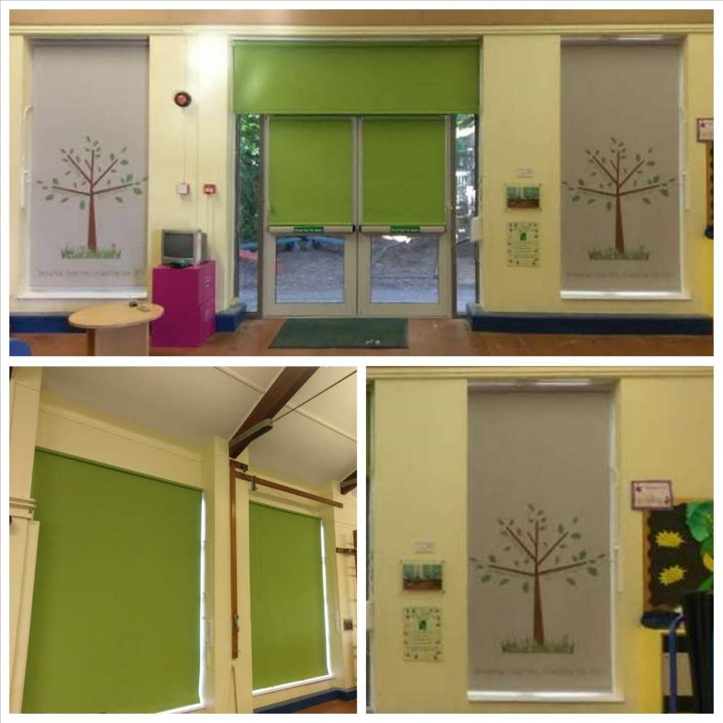 Roller Blinds & Flyscreen