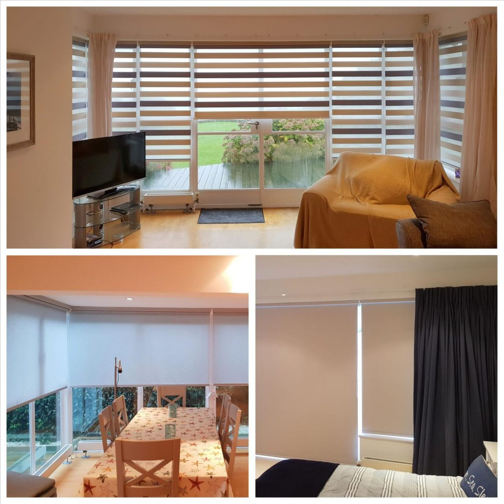 Roller & Vision Blinds, Curtains & Track