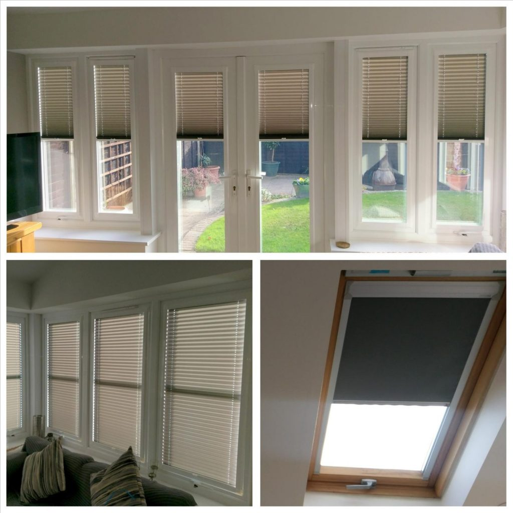 Perfect Fit Pleated & Keylite Blinds